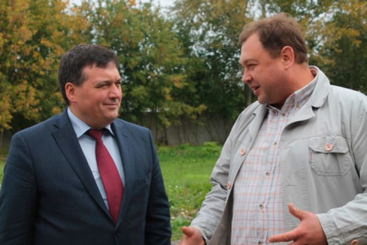17 сентября 2014 года завод DOCROS посетил Председатель Кабинета Министров